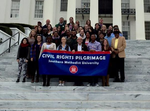 SMU Civil Rights Pilgrimage