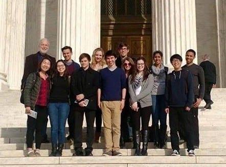 Supreme Court history