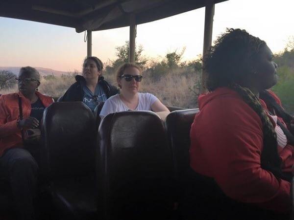 At Pilanesberg National Park