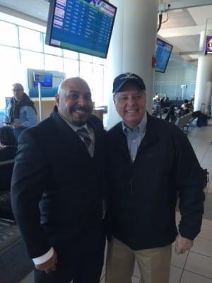 Me with U.S. Senator Lindsey Graham