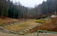 World cemetery at Flossenburg