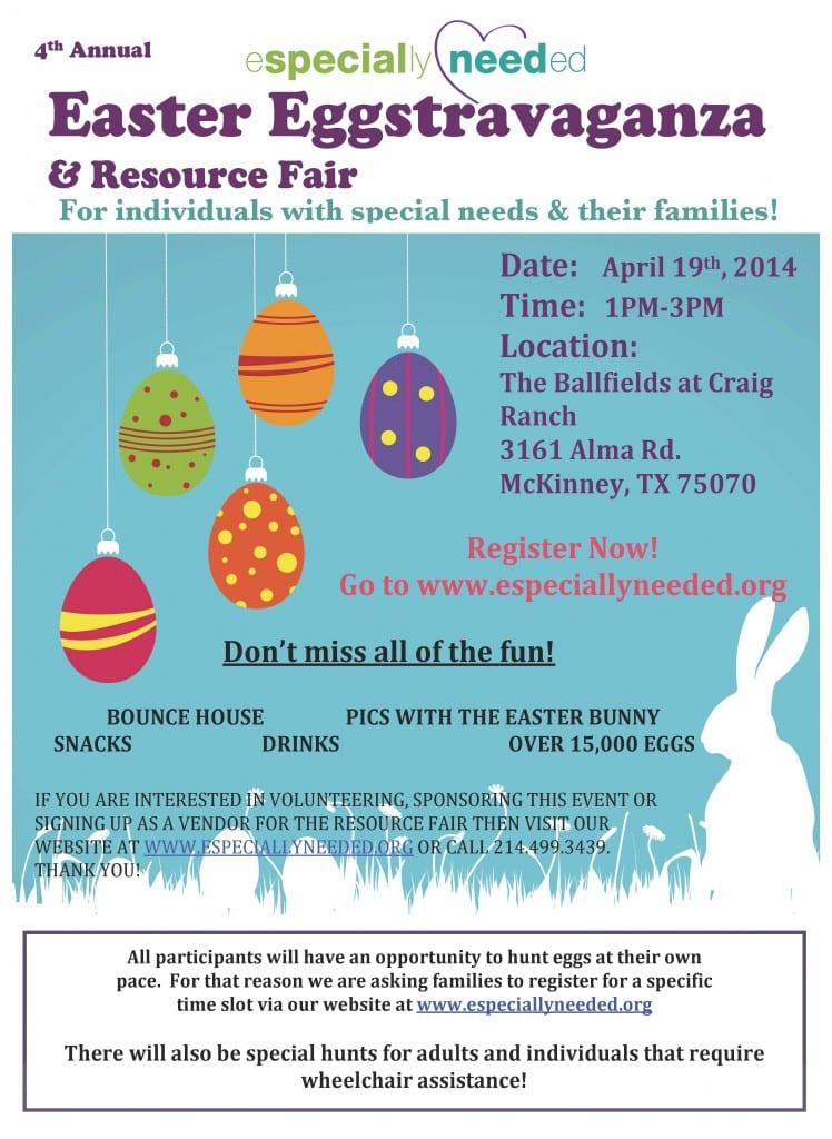 Flyer - Easter