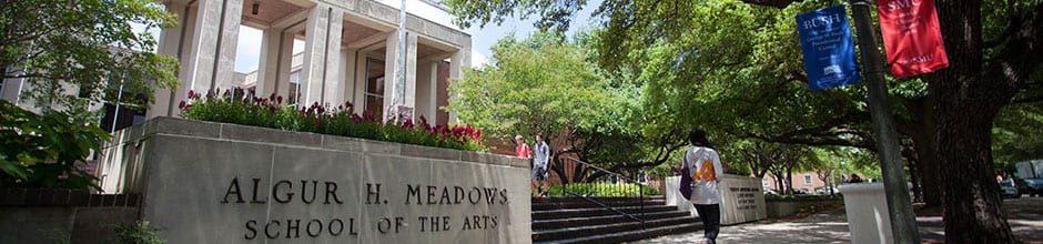 Algur H. Meadows School of the Arts