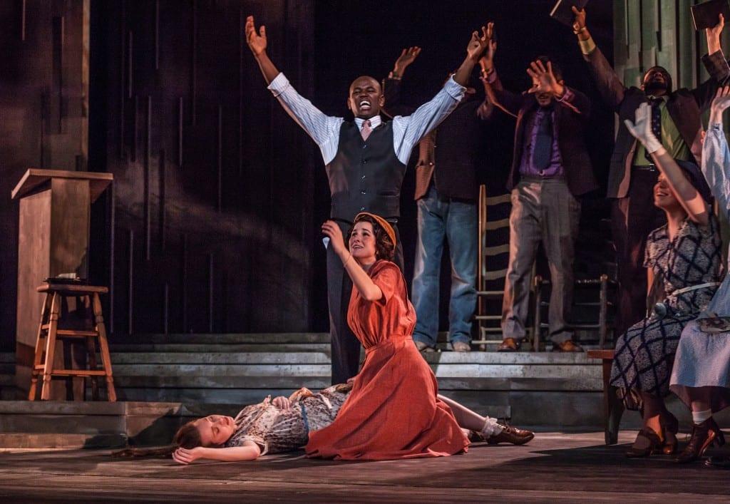 "Meadows Opera Theatre: "" Susannah"" by Carlisle Floyd"