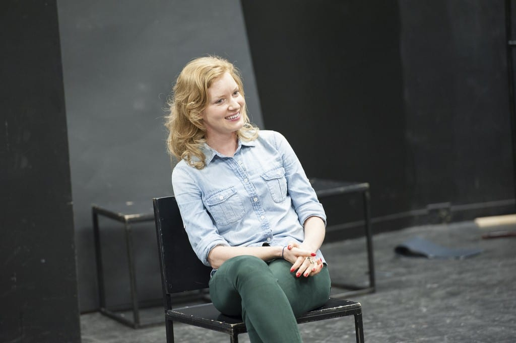 Film, television and stage actress Wrenn Schmidt (B.F.A. Theatre Studies, '05) visited Meadows School of the Arts recently to talk to theatre students about the industry and how her training at SMU prepared her for a career as an actress.