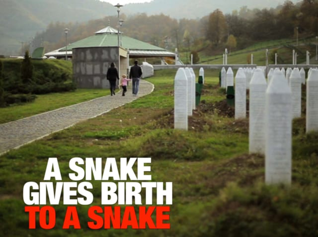 Snapshot of the Snake Gives Birth to a Snake poster