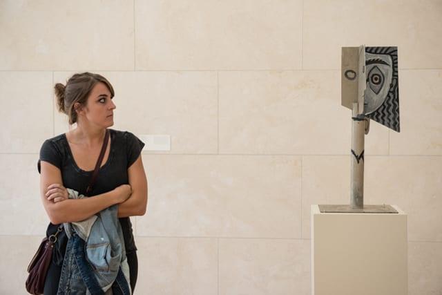 Touring the Nasher Sculpture Center (All photos via Debora Hunter)