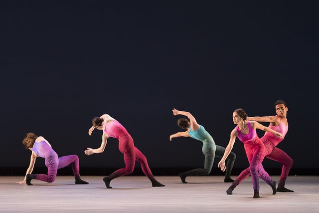 The premiere of Wild and Precious opened the 2015 Fall Dance Concert All photos by Paul Phillips