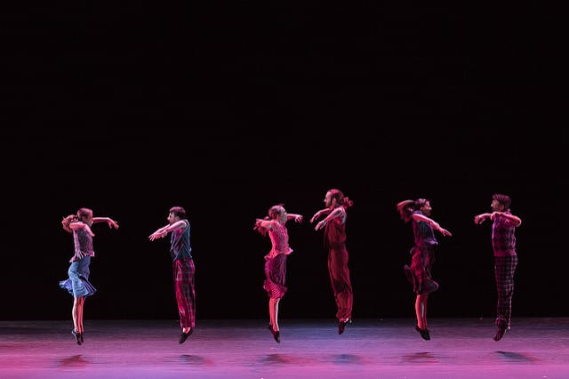 Watch: SMU Double-Major's Senior Dance Concert Preview
