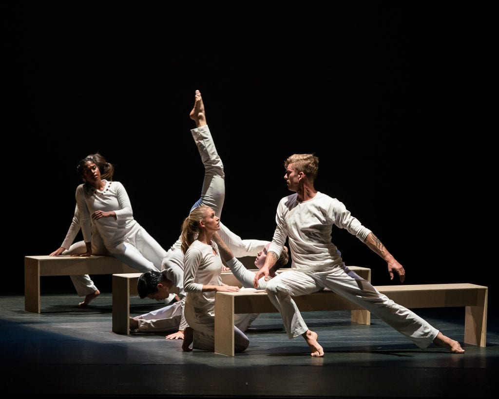 Meadows Division of Dance presented To Have and To Hold, choreographed by Danial <a href=