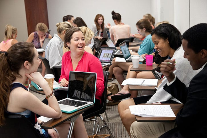 SMU CCPA's Hilltop-on-the-Hill: Where Students Learn in the Heart of Government