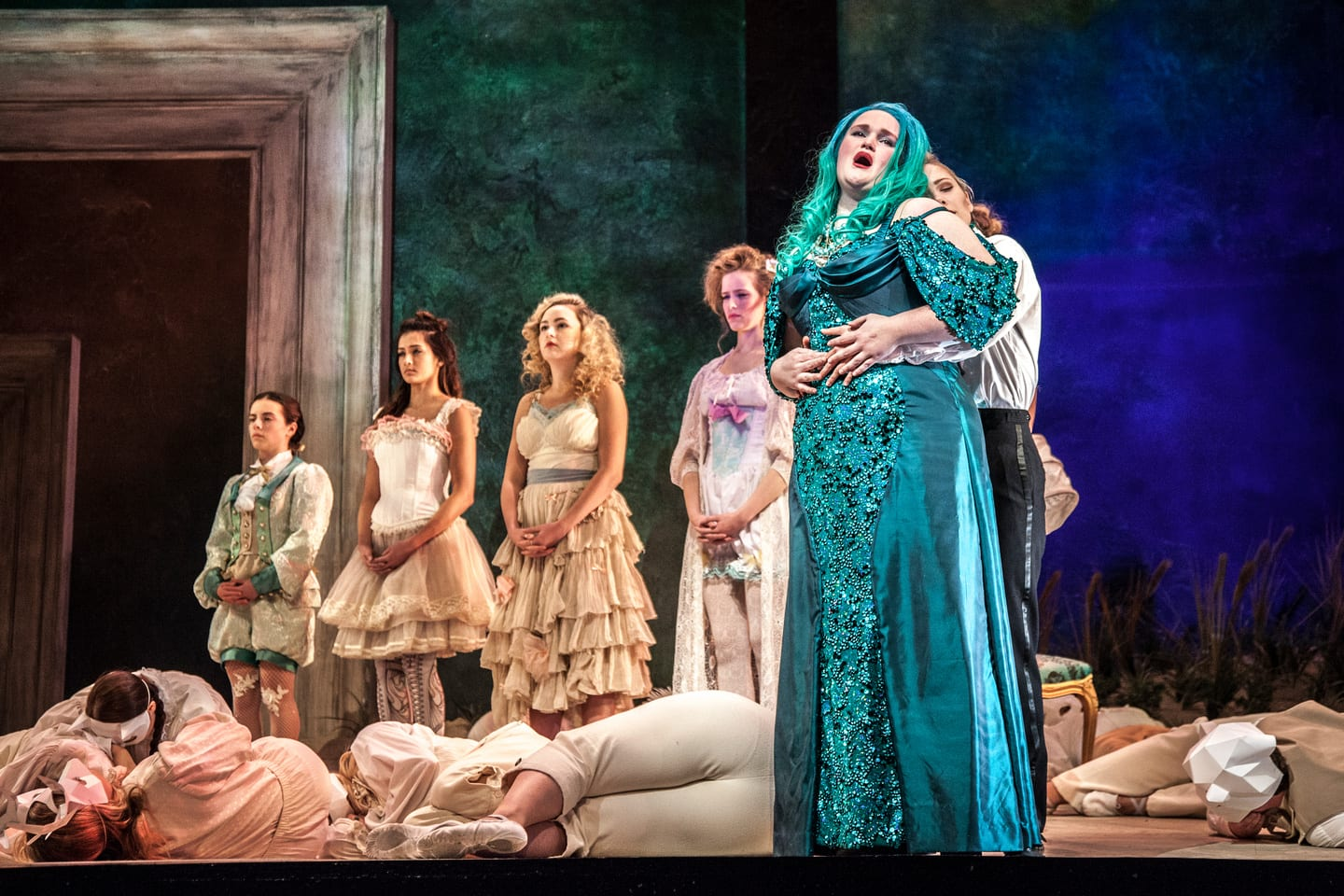 "SMU Opera: Seven Epic Photos from the Production of Meadows Opera's ""Alcina"""