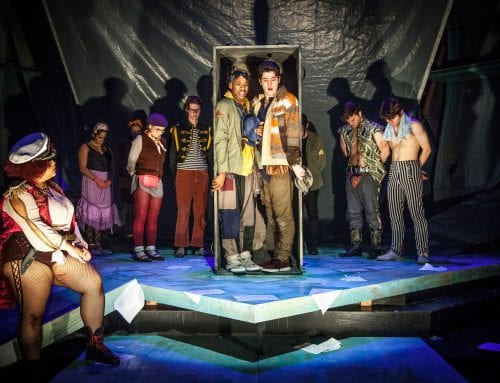 "10 Can't Miss Photos from SMU Theatre's Production of ""Rosencrantz and Guildenstern Are Dead"" by Tom Stoppard"