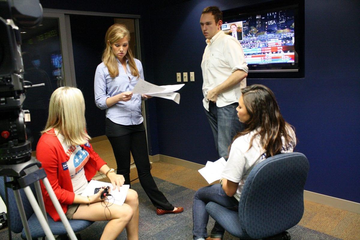 SMU journalism internships
