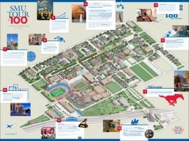 Campus map highlights new facilities – Campaign News
