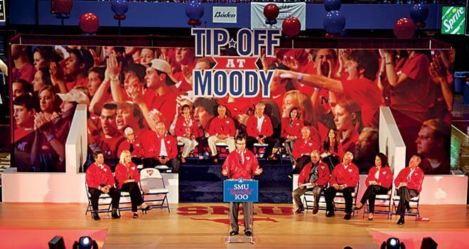 Tip Off at Moody