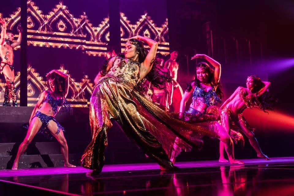Deepa Liegel Dance Alum