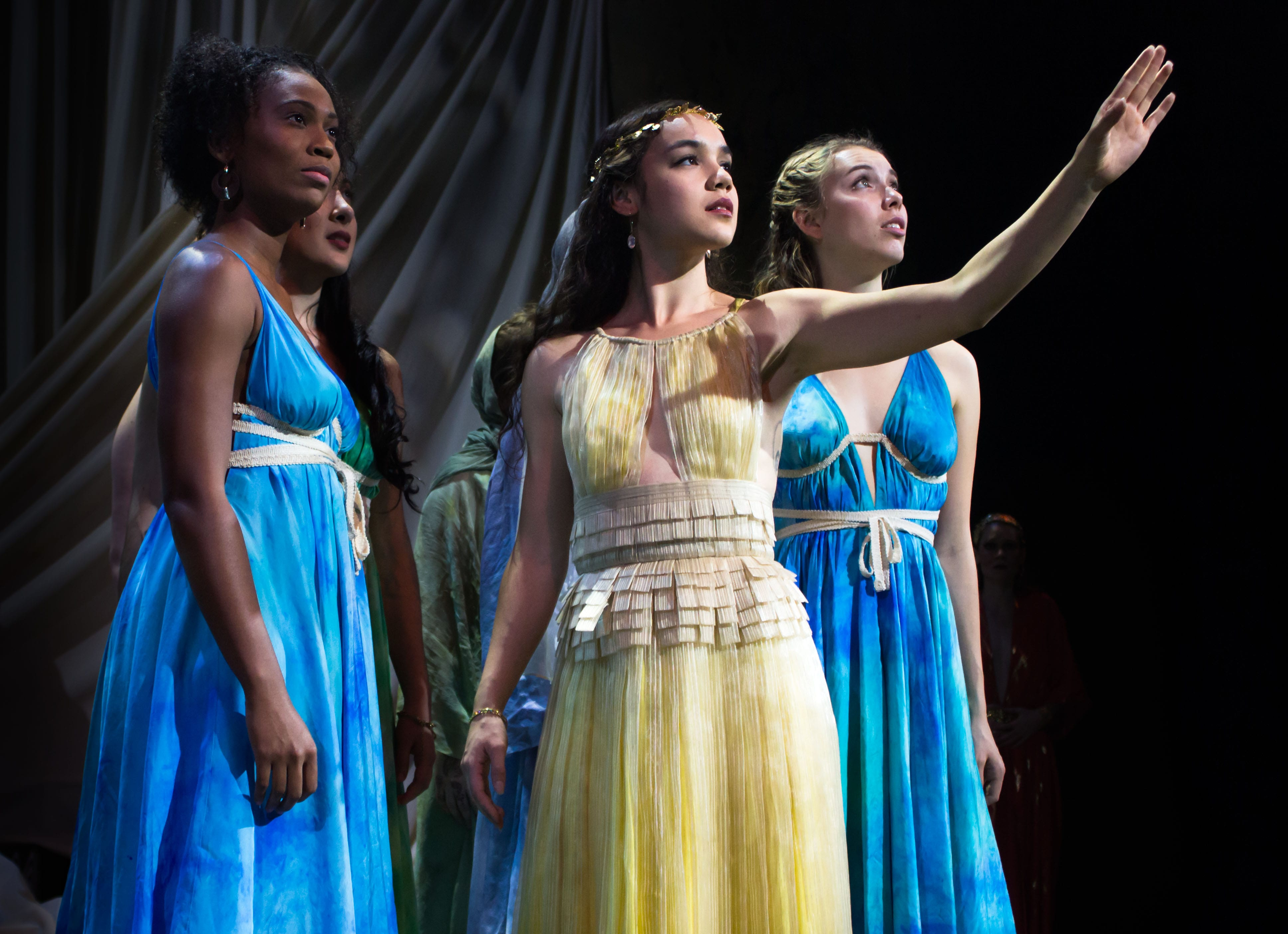 Five Can T Miss Photos From Smu Theatre S The Iphigenia Project Theatre