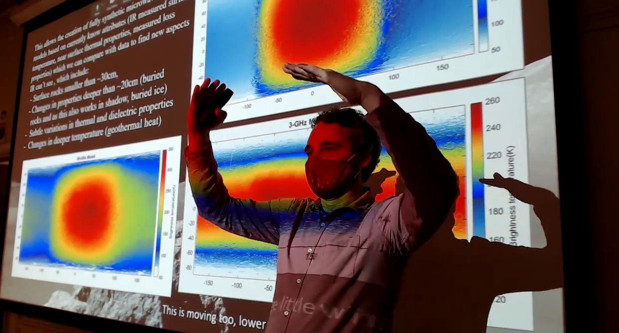 Physics Department Friday Newsletter for September 17, 2021