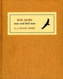 Bob More book