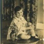 Caroline Rose Hunt, 1942.