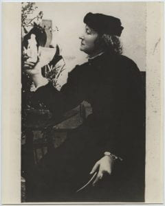Elisabet Ney. Made in Berlin, 1896