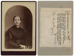 Sarah H. Cockrell, ca. 1859