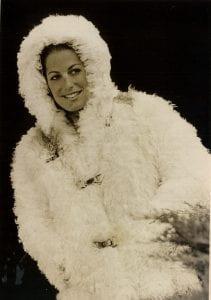 Susan G. Komen modeling photograph