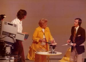 June Crozier Towers cooking demo, undated