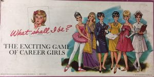 What Shall I Be? The Exciting Game of Career Girls