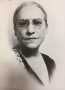 Portrait of Dr. Clara Duncan, undated