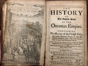Title page and frontispiece