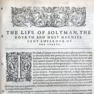 page of a book