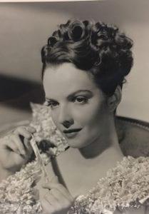 Margaret Tallichet photograph by Joe Walters, Undated