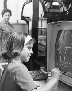 Hemisfair '68 IBM photograph