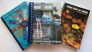 State Fair of Texas cook books