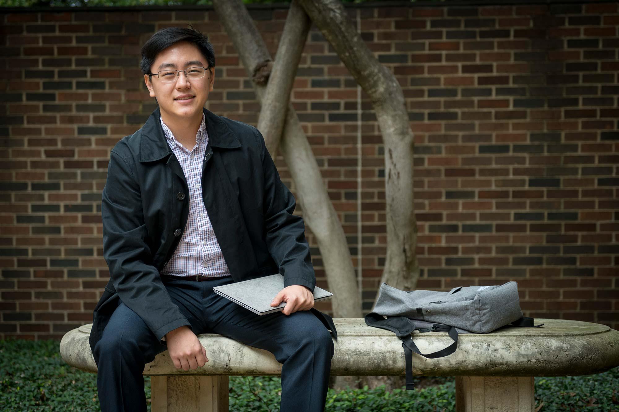 International health advocate: Ben Chi '18