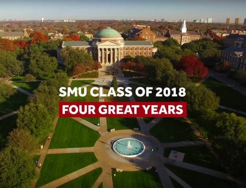 SMU Class of 2018: Four Great Years