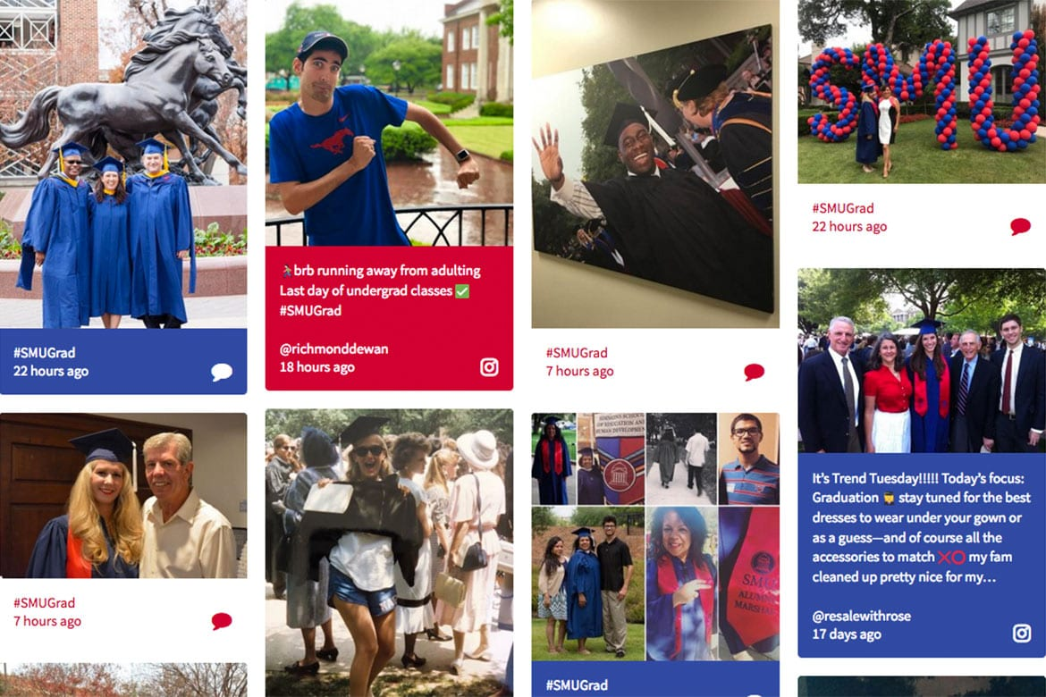 Share your happiest graduation moments with us! #smugrad