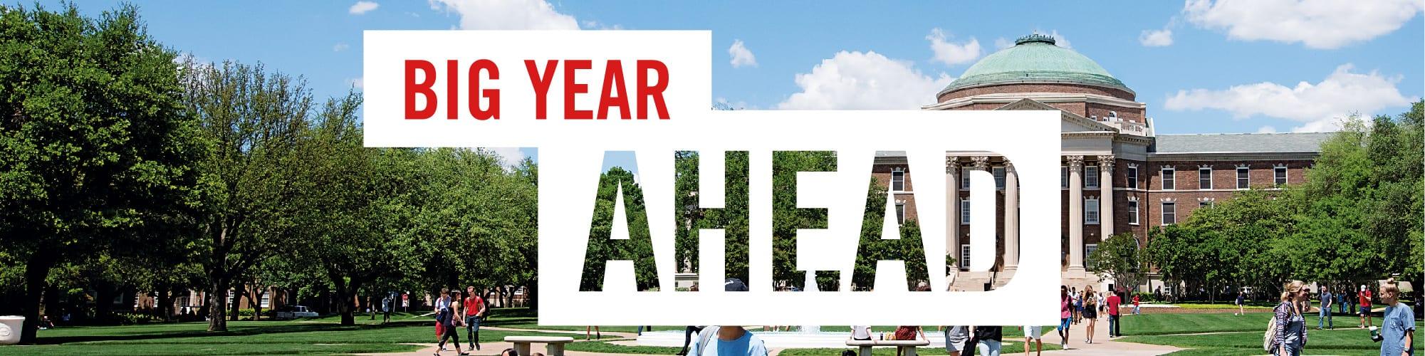 Big Year Ahead