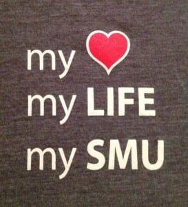 My Heart, My Life, My SMU