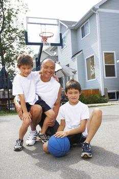 mens health basketball