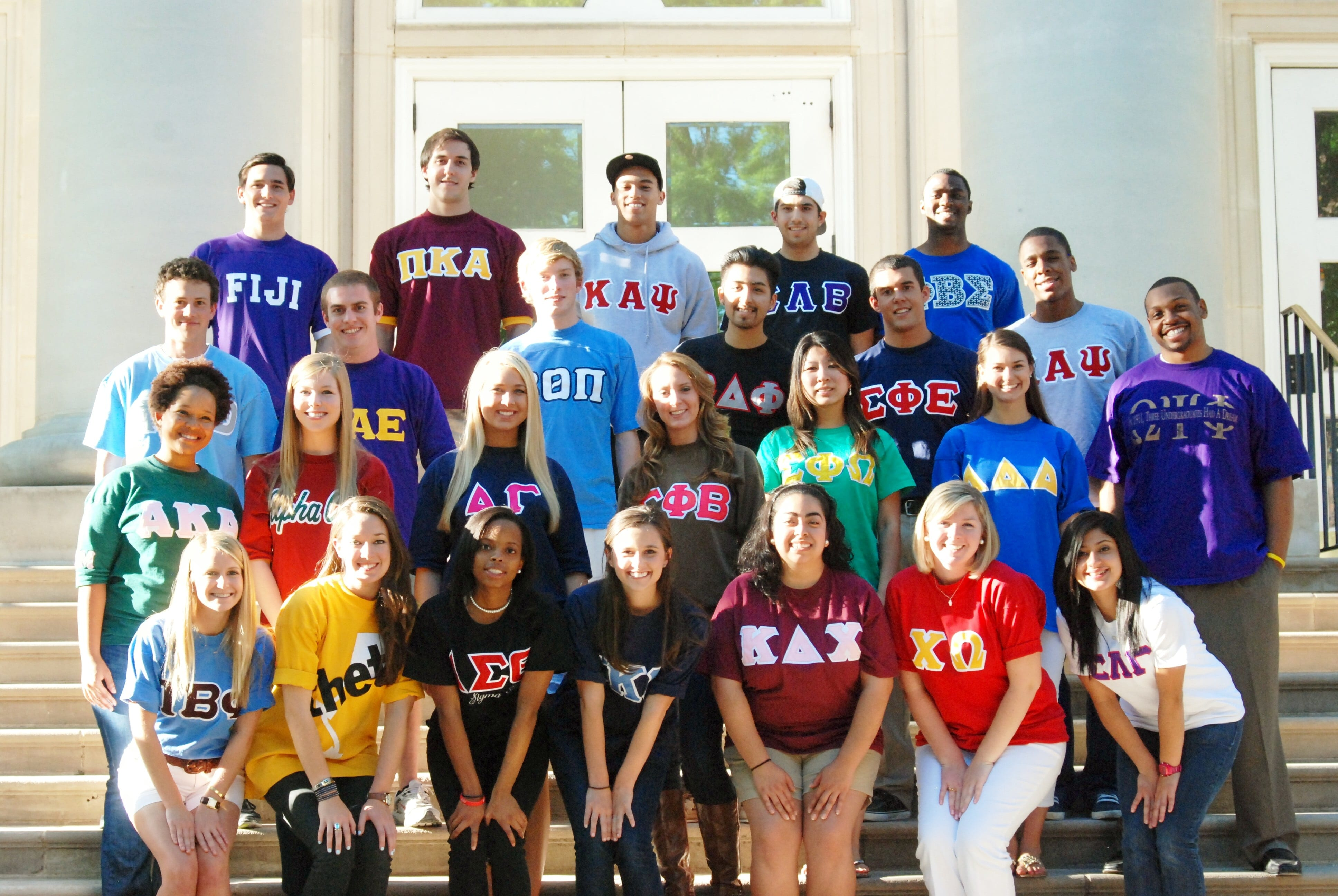 going greek How do you know whether you should pursue greek life here are some questions you should ask yourself before going greek.