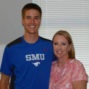 My mom & me during Family Weekend!