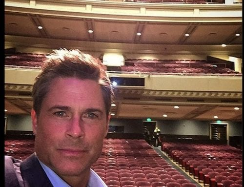 Rob Lowe at SMU & Other Amazing Speakers