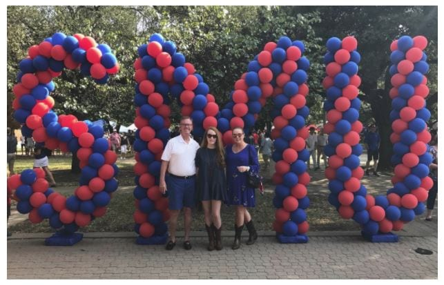 Wild about SMU: Family Weekend 2017