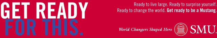 Visit SMU! Logo