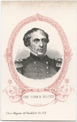 Gen. John B. Floyd, C.S.A.