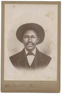 Mr. Guss - Rinn, Corpus Christi, Kleberg County, Texas, ca. 1880s-1890s.