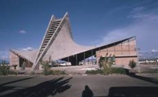 Catholic church. San Luis Potosi, Mex., ca. 1966